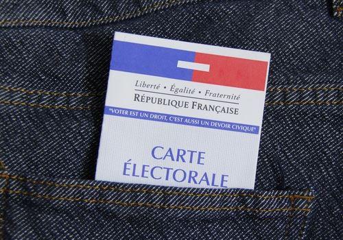 j ai perdu ma carte electorale Vol ou perte de la carte électorale : comment faire